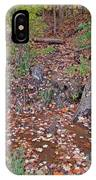 Forest Trickle IPhone Case