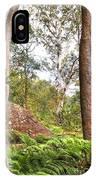 Forest Walk 16 IPhone Case