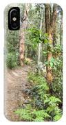 Forest Walk 17 IPhone Case