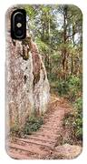 Forest Walk 5 IPhone Case