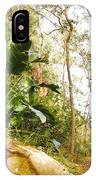 Forest Walk 6 IPhone Case
