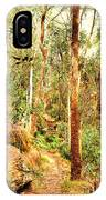 Forest Walk 7 IPhone Case