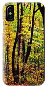 Forest Waves IPhone Case