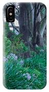 Forested Path IPhone Case