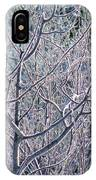 Forests Of Frost IPhone Case