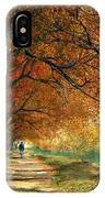 Forever Autumn IPhone Case