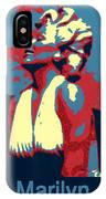 Forever Marilyn Poster IPhone Case