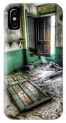 Forgotten Dreams - Interior IPhone Case