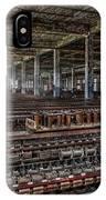 Forgotten Silk Mill IPhone Case