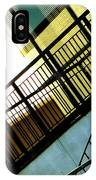Formal Lines. IPhone Case