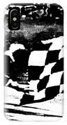 Formula 1 Vintage Checkered Flag IPhone Case