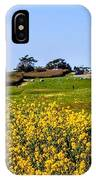 Fort Casey Spring IPhone Case