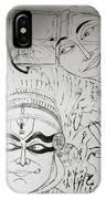 Cochin Graffiti IPhone Case