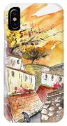 Fort In Valenca Portugal 02 IPhone Case
