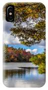 Fort Mountain State Park Lake Trail IPhone Case