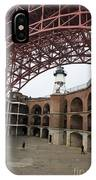 Fort Point And Golden Gate Bridge San Francisco IPhone Case