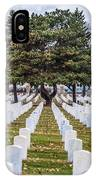Fort Snelling National Cemetery IPhone Case