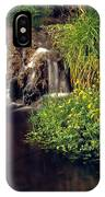 Fossil Creek IPhone Case