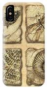 Fossils IPhone Case