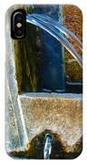 Fountain 2 IPhone Case