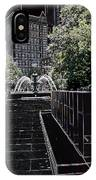 Fountain Abstract IPhone Case