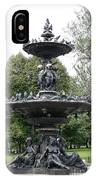 Fountain Boston Common IPhone Case