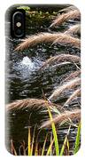 Fountain Grass IPhone Case