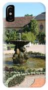 Fountain - Orangery - Belvedere IPhone Case