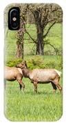 Four Elk IPhone Case