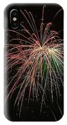 Four Pop Fireworks IPhone Case
