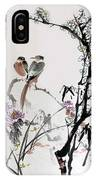 Four Seasons In Harmony IPhone Case