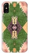 Four Towers Sigil IPhone Case