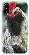 Fowl Martyr IPhone Case