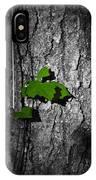 Fox Grape On Pine IPhone Case