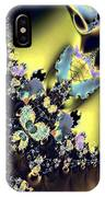 Fractal 009 IPhone Case