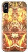Fractal 115 IPhone Case