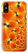 Fractal 4 IPhone Case