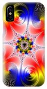 Fractal 8 IPhone Case
