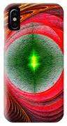 Fractal 86 IPhone Case