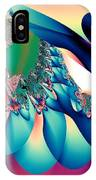 Fractal Abstract 001 IPhone Case