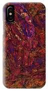 Fractal Florist IPhone Case