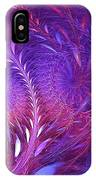 Fractal Flower Fields IPhone Case