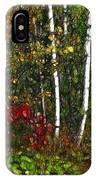Fractal Forest IPhone Case