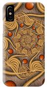 Fractal Jewelry IPhone Case