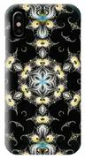 Fractal Seahorses IPhone Case