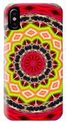 Fractalscope 10 IPhone Case