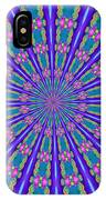 Fractalscope 26 IPhone Case