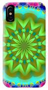 Fractalscope 28 IPhone Case