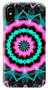 Fractalscope 8 IPhone Case