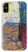 Fracture Section Xvii IPhone Case